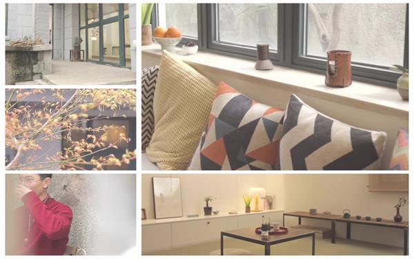 老房屋改造室内装修家居摆设设计建筑特色风格高清视频实拍