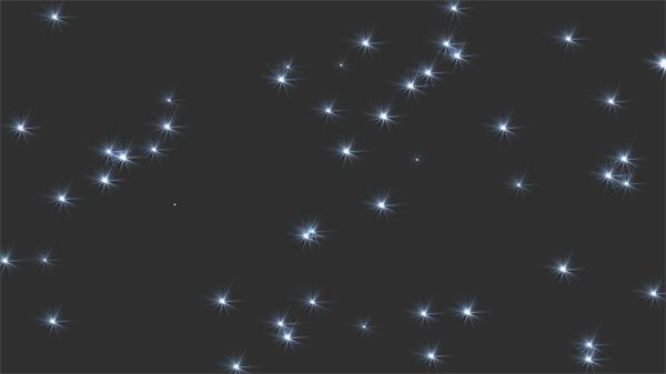 扎眼闪光亮效粒子灯光疾速紊乱节拍闪耀静态远景视频素材