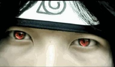 【AE教程】使用AE制作火影写轮眼教程