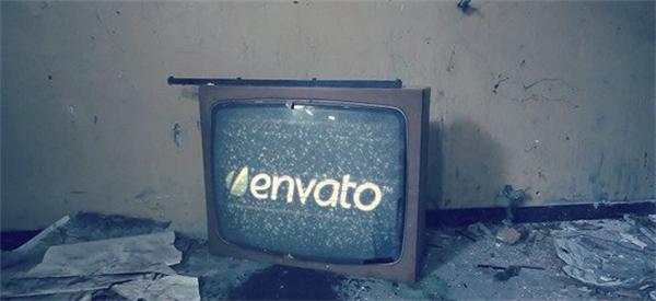 AE模板 惊悚恐怖电影效果神秘场景切换标题字幕揭示模板 AE素材