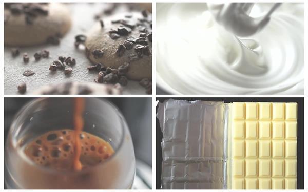 西式甜点烹饪制作方法?#34903;?#22841;心饼烘焙美食高清视频实拍