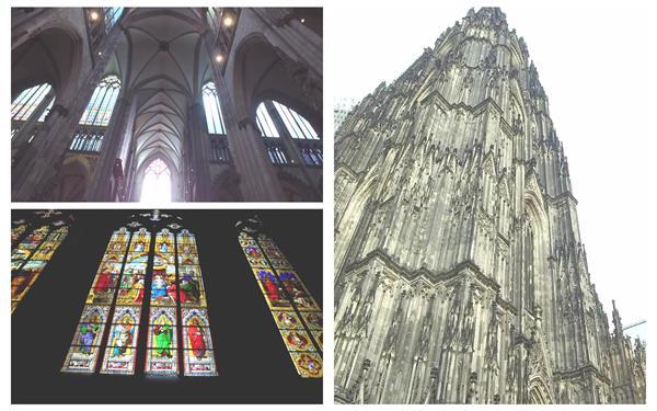 欧式修建共同典雅梦境古堡气味文明特征大教堂高清视频实拍