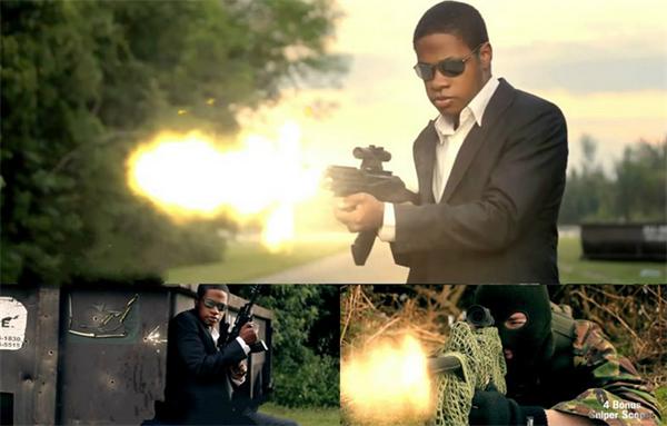 佳构合集/枪战/举措/影戏子弹/开枪/爆炸/无损音效/视频素材