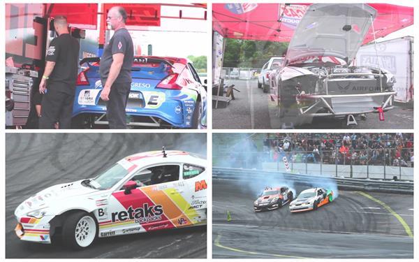 经典房车比赛拉力赛车极速漂移体育极限运动汽车高清视频拍摄