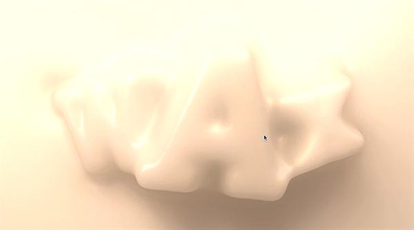 C4D教程:蜡像形状文字动画教程Cinema 4D Tutorial - Create Wax