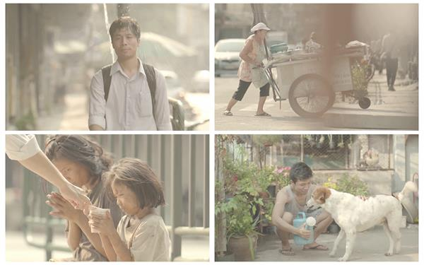 泰國感人廣告樂于組人讓你我感受世界關愛幸福宣傳廣告視頻實拍