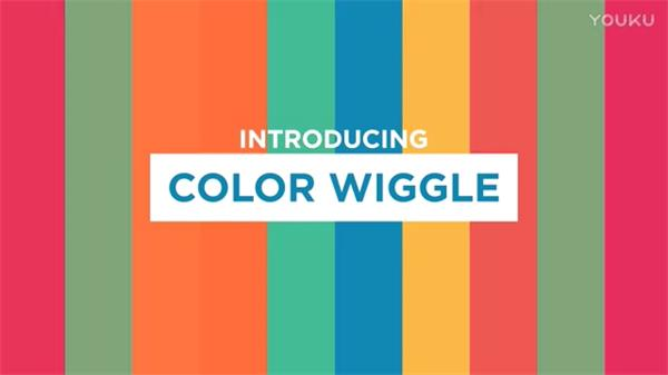 AE插件:色彩�S�C切�Q就已�死了�W�q插件�正天低沈 Aescripts Color Wiggle V1.2