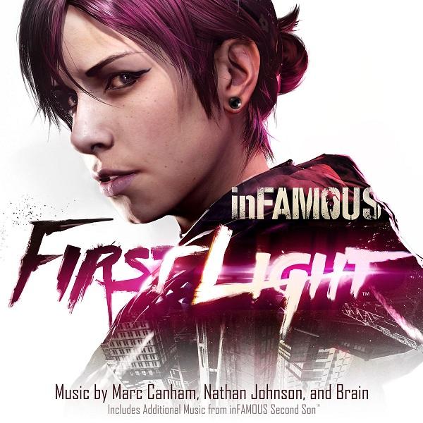 游戏原声响乐 恶名昭彰:拂晓 inFamous:First Light
