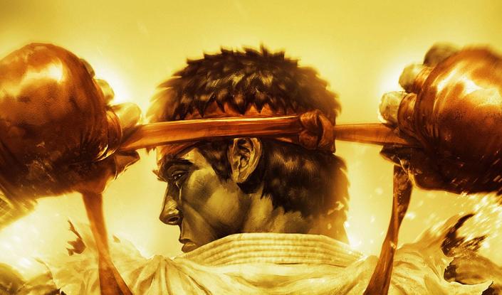 游戏原声响乐-终极陌头霸王4 Ultra Street Fighter 4