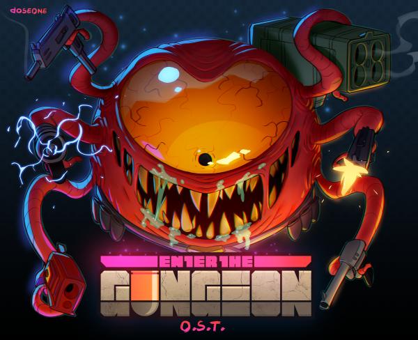 游戏原声音乐-挺进地牢 Enter the Gungeon