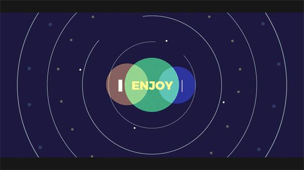 AE模板 现代时尚简洁动力电影排版动态动画幻灯片介绍模版 AE素材