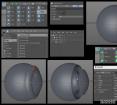 C4D-酷炫星球建模及动画教程