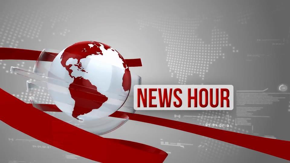 AE模板 全球新闻三维地球运动栏目包装片头模板 AE素材
